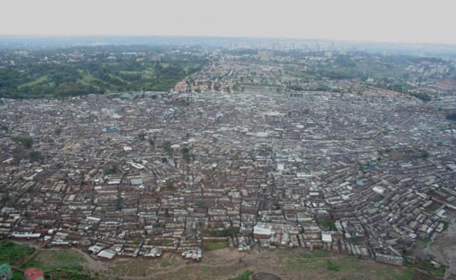 Nairobi Urbanization